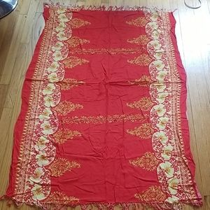 Other - Sarong Tapestry Wrap Curtain